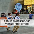 Prezentare brand ambasadori versus promoteri Incandescent 2014